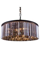 Elegant Lighting 1208G43MBSSRC