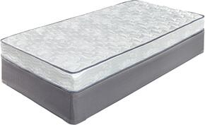 6 Inch Bonell Collection M96331-M81X32 Queen Mattress Set with Mattress and Foundation