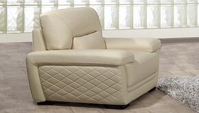 American Eagle Furniture EK019CRMCHR