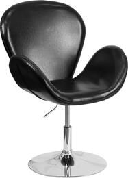 Flash Furniture CH112420BKGG
