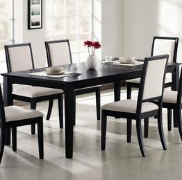 101561SET5 Lexton 5 Pcs Dining Set (Table and 4 Chairs) by Coaster Co.