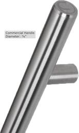 805421400 Commercial Door Hand......