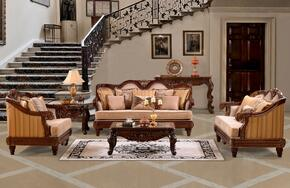 HD386 6 Piece Living Room Set with Sofa,Loveseat, Living Room Chair, Coffee Table, Console Table and End Table