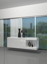 VIG Furniture VGCNAURAF10502WHT