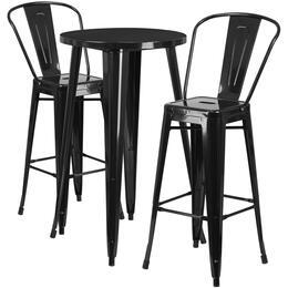 Flash Furniture CH51080BH230CAFEBKGG