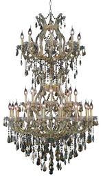 Elegant Lighting 2801D36SGGTRC