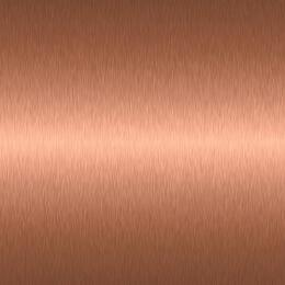 Brushed Copper Trim Kit for 36......