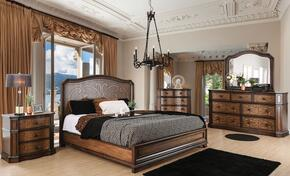 Furniture of America CM7831CKBEDSET