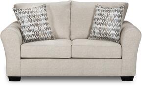 Simmons Upholstery 165702BOSTONLINEN