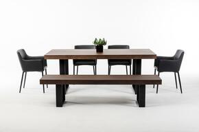 VIG Furniture VGVCT8922WAL
