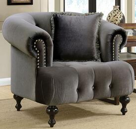 Furniture of America CM6179GYCH
