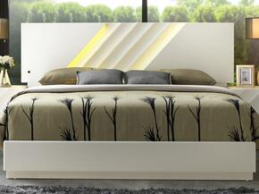 Cosmos Furniture BIANCAQUEENBED