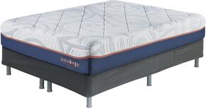 Chandley 12 Collection MF-104/212-K Set of Mattress and Riser Foundation in King Size