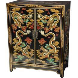 Oriental Furniture LCQSHOEBDR