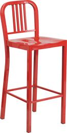 Flash Furniture CH3120030REDGG