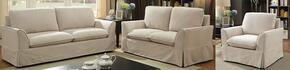 Furniture of America CM6378BGSFLVCH