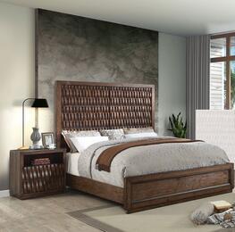 Furniture of America CM7394CKBEDROOMSET