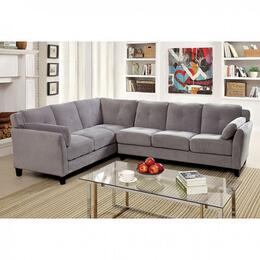 Furniture of America CM6368GYSECTIONAL