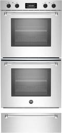 "2-Piece Stainless Steel Kitchen Package with MASFD30XT 30"" Electric Double Wall Oven and MASWD30X 30"" Warming Drawer"