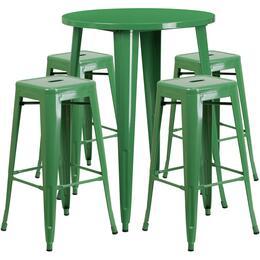 Flash Furniture CH51090BH430SQSTGNGG
