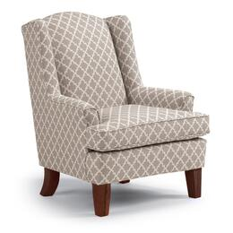 Bassett Accent Chairs 1132.Wood Accent Chairs Appliances Connection