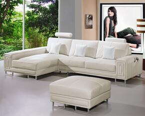 VIG Furniture VGEVSP2265W