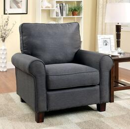 Furniture of America CM6760GYCH
