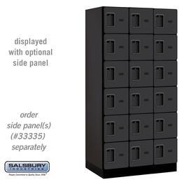 Salsbury Industries 36361BLK