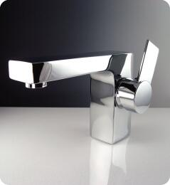 FFT1053CH Isarus Single Hole Mount Vanity Faucet Option - Chrome