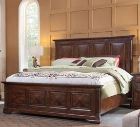 American Woodcrafters 170766BED