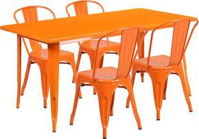 Flash Furniture ETCT005430ORGG