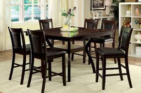 Furniture of America CM3984WPT6PC