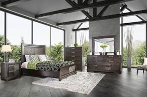Furniture of America CM7315CKBEDDMSC