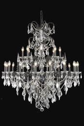 Elegant Lighting 9724G44DBSA
