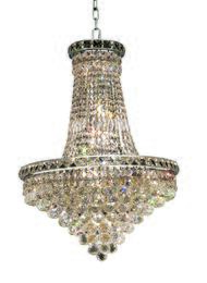 Elegant Lighting 2527D22CRC