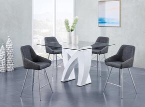 Global Furniture USA D9913BT4D1067BSGR