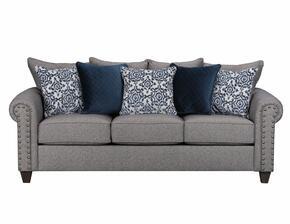 Simmons Upholstery 9175BR04QEMMASLATE