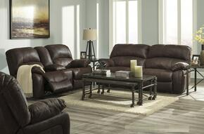 42901813PC Zavier 3 PC Living Room Set with Reclining Sofa  + Reclining Loveseat + Recliner in Truffle Color