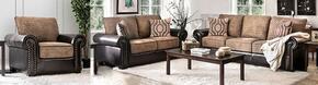 Furniture of America CM6522SFLVCH