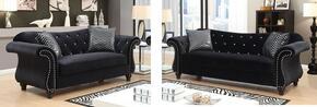 Furniture of America CM6159BKSL