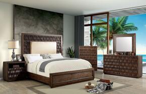 Furniture of America CM7395CKBEDDMSC