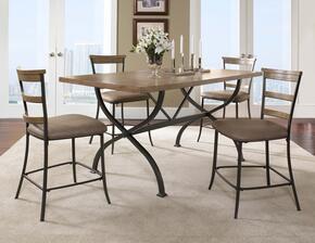 Hillsdale Furniture 4670CTBRS5