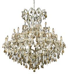 Elegant Lighting 2801G52CGTRC