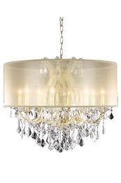 Elegant Lighting 2800D26GSS+SH2R30G