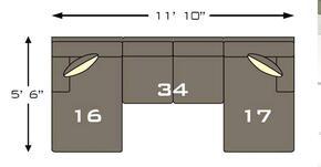 Benchcraft 19702163417