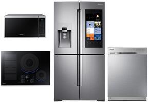 Samsung Appliance SAM4PCFSFDFCSSKIT1