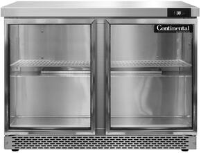 Continental Refrigerator SW36GDFB