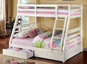 Furniture of America CMBK588WHBED