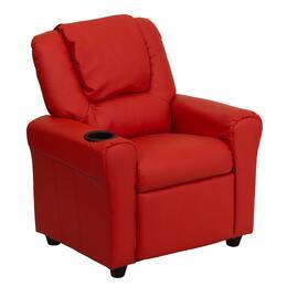 Flash Furniture DGULTKIDREDGG