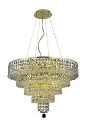 Elegant Lighting 2037D26GSS